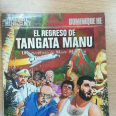Cómics: EL REGRESO DE TANGATA MANU (COLECCIÓN METAL #27). Lote 194329689