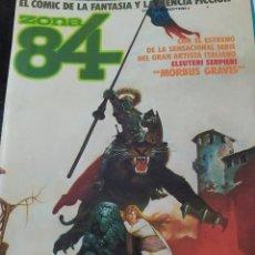 Cómics: LOTE DE 32 NÚMEROS DEL TEBEO,REVISTA,COMIC ZONA 84. Lote 194635766