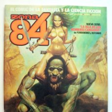 Cómics: ZONA 84 Nº 60 TOUTAIN - COMICS - EXCELENTE ESTADO. Lote 194709806