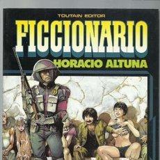 Cómics: FICCIONARIO, 1985, TOUTAIN, BUEN ESTADO. Lote 195230987