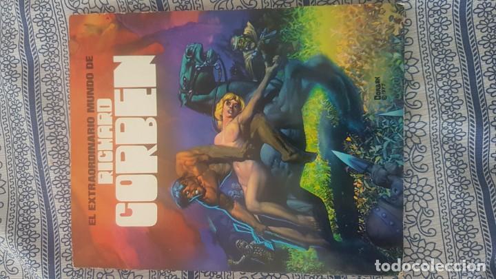 Cómics: Tebeos y comics Richard Corben 4 ejemplares - Foto 5 - 195458307