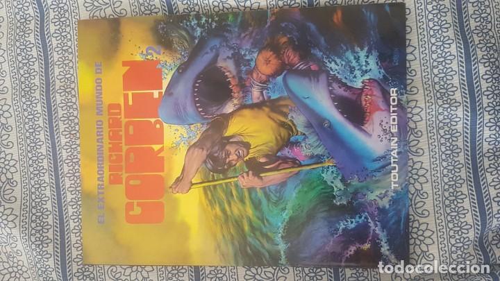 Cómics: Tebeos y comics Richard Corben 4 ejemplares - Foto 6 - 195458307