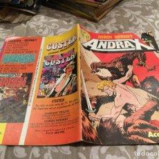 Cómics: ANDRAX Nº 9 JORDI BERNET- TOUTAIN 1988. Lote 195985942