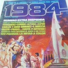 Comics: 1984. N. 64. MAYO 1984. Lote 196249322