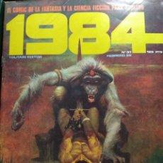 Cómics: 1984 Nº 37. Lote 196568973
