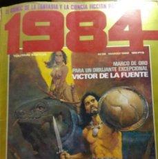 Cómics: 1984 Nº 38. Lote 196568993