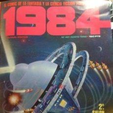 Cómics: 1984 Nº 40. Lote 196569063