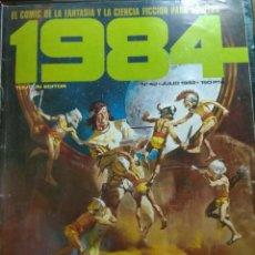 Cómics: 1984 Nº 42. Lote 196569122