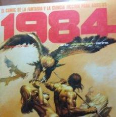 Cómics: 1984 Nº 43. Lote 196569162