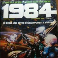 Cómics: 1984 Nº 44. Lote 196569207