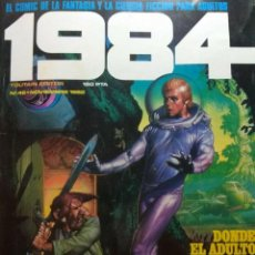 Cómics: 1984 Nº 46. Lote 196569291