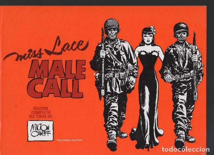 Cómics: MALE CALL POR MILTON CANIFF - Foto 1 - 197206423