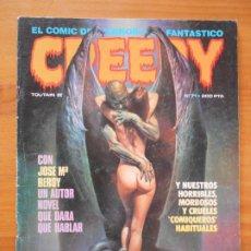 Cómics: CREEPY Nº 71 - TOUTAIN (CI). Lote 206979687