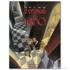 Cómics: LA ENFERMEDAD DEL SUEÑO DE JOSE MARÍA BEROY. Lote 197850481