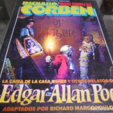 Comics: OBRAS COMPLETAS DE RICHARD CORBEN N 4 . Lote 197942892