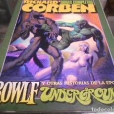 Cómics: OBRAS COMPLETAS DE RICHARD CORBEN N 6. Lote 197942960