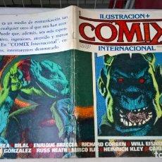 Comics: COMIC: ILUSTRACIÓN + COMIX INTERNACIONAL Nº 1 CORBEN. Lote 197968926