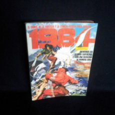 Cómics: 1984 - TOMO RETAPADO Nº 13 EXTRA (Nº 61-62-63) - TOUTAIN EDITOR. Lote 197989245