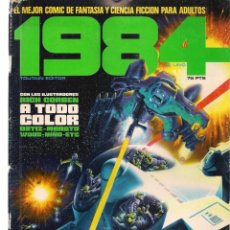 Comics : 1984. ¡¡COLECCIÓN CASI COMPLETA!! (FALTA EL Nº 64). 63 NROS. + 5 ALMANAQUES.VER DESCRIPCIÓN(B/A48). Lote 198030658