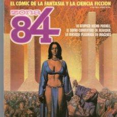 Comics : ZONA 84. Nº 19. TOUTAIN EDITOR. (B/A48). Lote 198044662