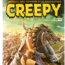 Fumetti: CREEPY. Nº 44, SEGUNDA EDICIÓN. TOUTAIN EDITOR.(P/B4). Lote 198107062