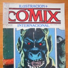 Fumetti: ILUSTRACION + COMIX INTERNACIONAL - Nº 1 - TOUTAIN - LEER DESCRIPCION (IQ). Lote 198281407