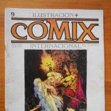 Cómics: ILUSTRACION + COMIX INTERNACIONAL - Nº 9 - TOUTAIN (IQ). Lote 198281795