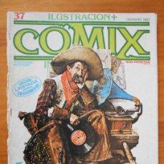 Cómics: ILUSTRACION + COMIX INTERNACIONAL - Nº 37 - TOUTAIN (IQ). Lote 198281928
