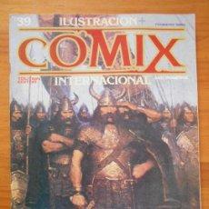 Cómics: ILUSTRACION + COMIX INTERNACIONAL - Nº 39 - TOUTAIN (IQ). Lote 198282037