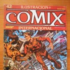 Cómics: ILUSTRACION + COMIX INTERNACIONAL - Nº 42 - TOUTAIN (IQ). Lote 198282166