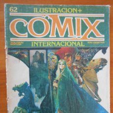 Cómics: ILUSTRACION + COMIX INTERNACIONAL Nº 62 - TOUTAIN (IR). Lote 198296173