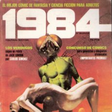 Cómics: COMIC 1984 Nª 15 . Lote 198483728