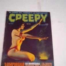 Cómics: CREEPY - NUMERO 41 - BUEN ESTADO - GORBAUD - CJ 115 . Lote 198588190