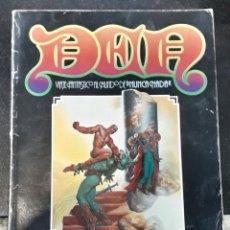 Cómics: COMIC TOUTAIN DEN VIAJE FANTASTICO RICHARD CORBEN 1ª EDICION 1978 . Lote 198684401