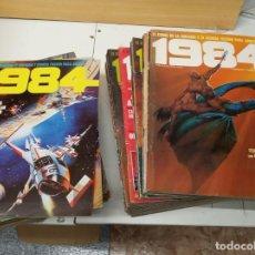 Cómics: 1984 / LOTE CON 51 NÚMEROS / TOUTAIN. Lote 198733570