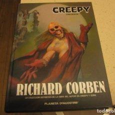 Cómics: CREEPY RICHARD CORBEN TOMO NUEVO COLECCION DEFINITIVA PLANETA. Lote 198755490