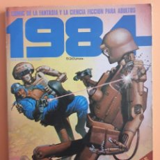 Cómics: 1984 EXTRA 6 - NÚMEROS 38, 37 Y 40. Lote 198792123