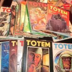 Cómics: LOTAZO DE COMIX TOTEM CON PRIMEROS NUMEROS. Lote 198859581
