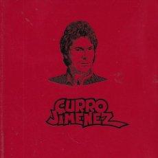 Cómics: CURRO JIMENEZ 2 TOMOS SEDMAY EDICIONES 1970 SERIE T V E (ENVIO PENINS MENS GRATIS). Lote 198847111