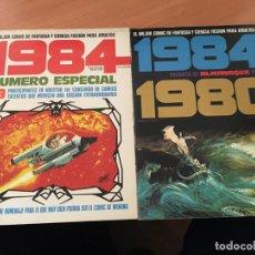 Comics : LOTE 1984 ESPECIAL CONCURSO Y ALMANAQUE 1980 (TOUTAIN) (COIB73). Lote 199211677