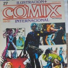 Cómics: COMIX INTERNACIONAL NÚMERO 27. Lote 199272766