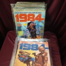 Cómics: OPORTUNIDAD. LOTE DE 47 NÚMEROS ZONA 1984. Lote 199590736