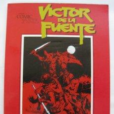 Comics : CUANDO EL COMIC ES ARTE - VICTOR DE LA FUENTE. Lote 200154848