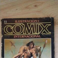 Cómics: COMIX INTERNACIONAL NUMERO 11. . Lote 200313660