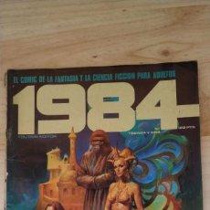 Cómics: 1984 EL COMIC DE LA FANTASIA Y LA CIENCA FICCION PARA ADULTOS. NUMERO 32. . Lote 200313888