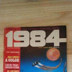 Cómics: 1984 EL COMIC DE LA FANTASIA Y LA CIENCA FICCION PARA ADULTOS. NUMERO 41. Lote 200313918