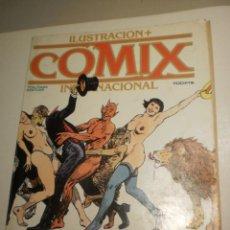 Cómics: COMIX INTERNACIONAL Nº 57, 58, 59 EXTRA 18 (BUEN ESTADO). Lote 200855430