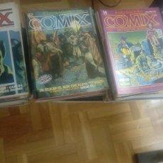 Cómics: COMIX INTERNACIONAL. 70 NÚMEROS. ¡¡COMPLETA!! TOUTAIN. Lote 201114836