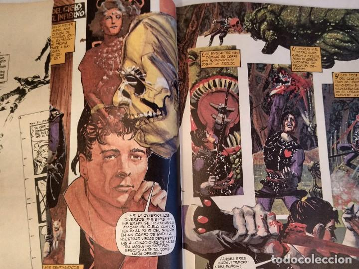 Cómics: REVISTA Nº 5 ILUSTRACION + COMIX INTERNACIONAL TOUTAIN EDICIONES AÑO 1980. - Foto 6 - 201201757