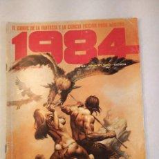 Cómics: 1984. Nº 43.TOUTAIN EDITOR. AÑO 1982.. Lote 201203455